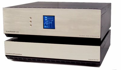 purepower audio power supply
